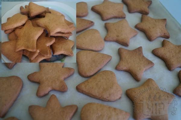 готовые печенья из банана