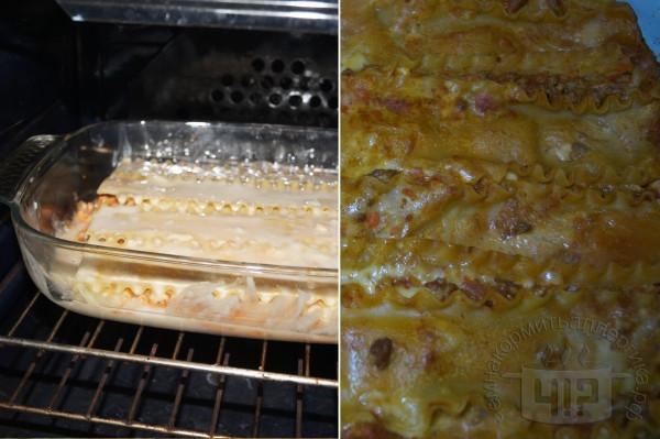 лазанья для аллергика в духовке