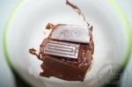 топим темный шоколад
