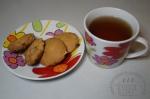 готовые печенья с изюмом