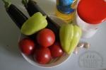 овощи для блюда пенечки