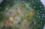готовый суп с кабачками
