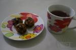 Конфеты из сухофруктов с орехами