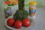 для салатика с брокколи
