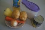 продукты для рисового супа