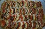 Овощи запеченные с овсяным молоком