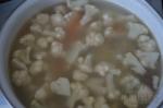 капусту добавляем в суп