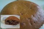 готов темненький пирог