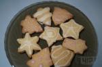 Глазурь для печенья (белая и розовая)