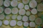 высушиваем кабачки