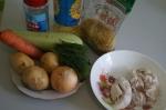 все для супа с макаронами