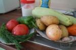 все для овощей в пакете