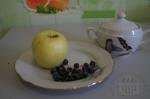 для десерта из яблока и ягод