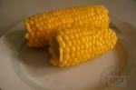 готовая вареная кукуруза