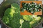 варенная капуста брокколи