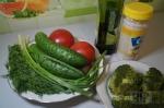 все для салата с брокколи