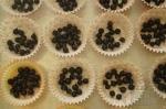 ягоды в формочках для кекса