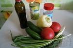 все для салата с оливками