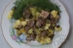 готов картофельный салат