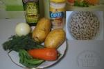 для супа с белой фасолью