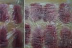 отбивание мяса свинины