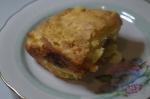 Картофельная запеканка с овсяным молоком