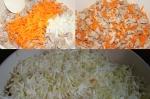 вся капуста, лук и морковь