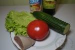 для салата с помидором