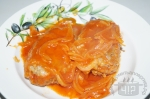 готовые гречаники в соусе из томатной пасты