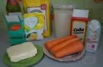 все для морковных кексов