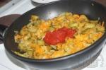 томатная паста добавлена