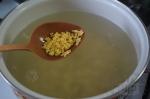 пшено добавлено в суп