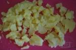 вареный картофель кубиками