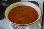 добавление зажарки в суп