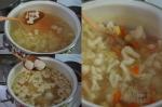 капусту и фрикадельки в суп