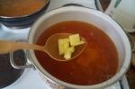 добавление картофеля в суп