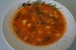 готовый суп рассольник