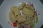 вареники с картошкой готовы