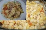 готовая говядина с овощами