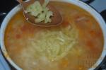 добавление болгарского перца в щи