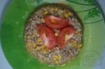 готовая перловая каша с кукурузой