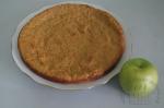 новоиспеченный морковно-яблочный кекс
