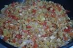 тушение овощей для баклажан
