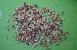 порезанные мелко грецкие орехи